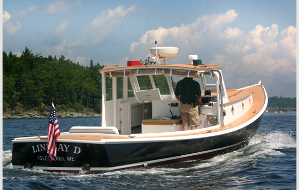 Gower Lobster Yacht – Pendleton Yacht Yard